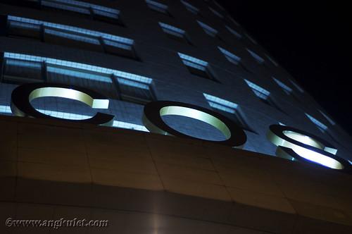 The Cosmo Hotel, Wan Chai, HK 2010