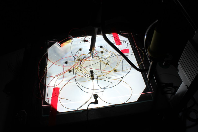 Loud Objects live at iMAL (iMAL.org)