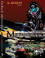 Metalhead dvd