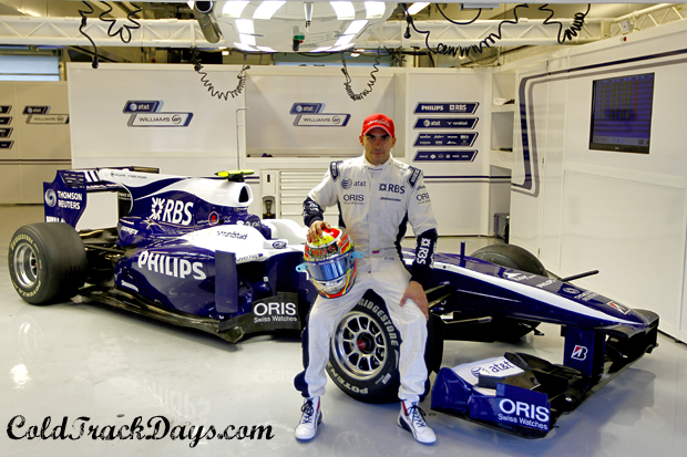 NEWS // MALDONADO CONFIRMED @ WILLIAMS F1 FOR 2011