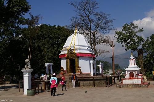The Old Bazar/Bindyabasini Temple (Pokhara)