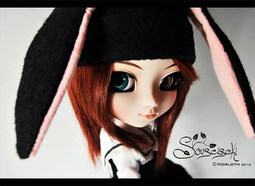 Sou pullip Souseiseki Morloth Tags nikon doll boots handmade pullip