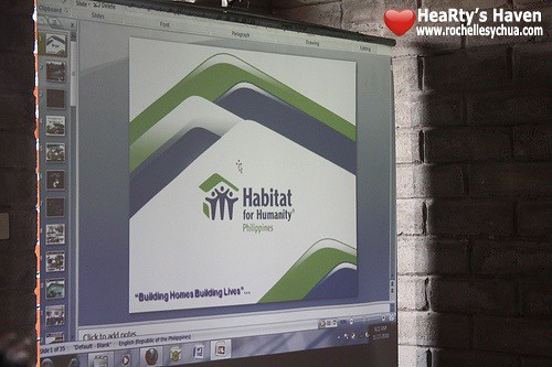 habitat for humanity presentation