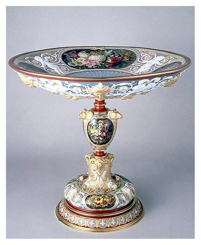 007-Copa Benvenuto Cellini 1844- Porcelana de Sèvres-Museo del Louvre