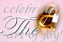 The art of Joy (MY PINK SOAPBOX) Tags: christmas pink art collage gold holidays peace arte mixedmedia joy rosa fiestas paz happiness zen harmony pace meditation karma felicidad greetings feliz bliss dor gilded celebrate hanukkah dorado dore oro paix celebracion rosado felicesfiestas joyeaux felicitate mediamixta anahidecanio
