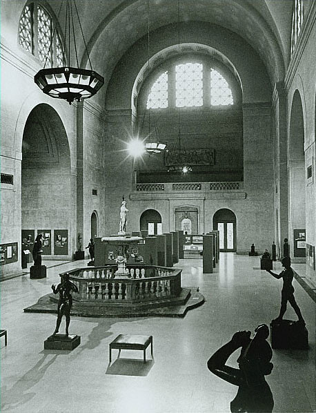 SLAM Sculpture Hall 1969.JPG