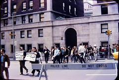 Columbia protest. Manhattan, NY, 1968 (asterisktom) Tags: newyorkcity usa newyork america march us unitedstates manhattan protest 1960s 1968 columbiauniversity estadosunidos eeuu 美国 америка 게 сша 纽约市 우리에 marchoncolumbia