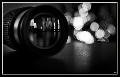 (KwickWit) Tags: blackandwhite bw reflection 35mm nikon bokeh d90 primelens 18105mm nikond90 ourdailychallenge