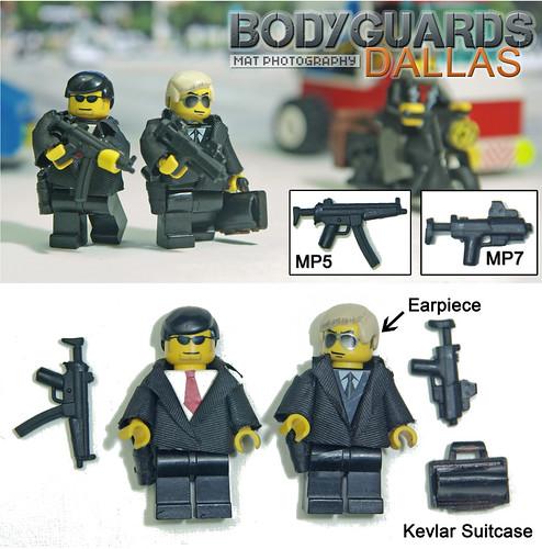 Bodyguards dallas