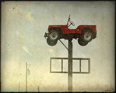 FGR: Jeep on a Stick (Studio d'X