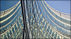 The Metropolitan by Lord Norman Foster, Warsaw, Poland (|| UggBoyUggGirl || PHOTO || WORLD || TRAVEL ||) Tags: windows winter people sun white snow castle art history ice glass facade airplane tv soap airport bath dish capital hauptstadt lot poland exhibition architectural renault urbanart more architect polen deli warsaw vodka hyatt belvedere chopin oldtown runway coupe irishpub aerlingus warszawa delicatessen terminal2 warschau miasto hyattregency sirnormanfoster renaultlaguna lordfoster historicarchitecture clublounge monacogp irishlove polishairlines regencyclub irishpride hyattregencywarsaw stoeczne irishluck chopinairport belwederska regencysuite smilesahead warsawcastle diplomaticdistrict regencykingsuite kinocultura thatsfreedomtome