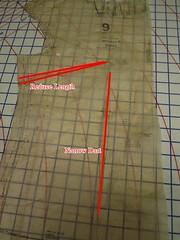 Small Bust Adjustment (sewyerown) Tags: dress purple dresses sba 5661 challis akris bubblesleeve mccalls5661 mccall5661 woolchallis m5661