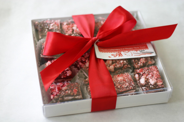 peppermint brownies 1