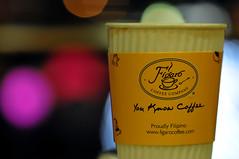 Figaro Coffee (joelCgarcia) Tags: bokeh availablelight figaro d300 105mmf28gvrmicro nikkor105mmf28gvrmicro upayalalandtechnohub hollywoodstylebokeh