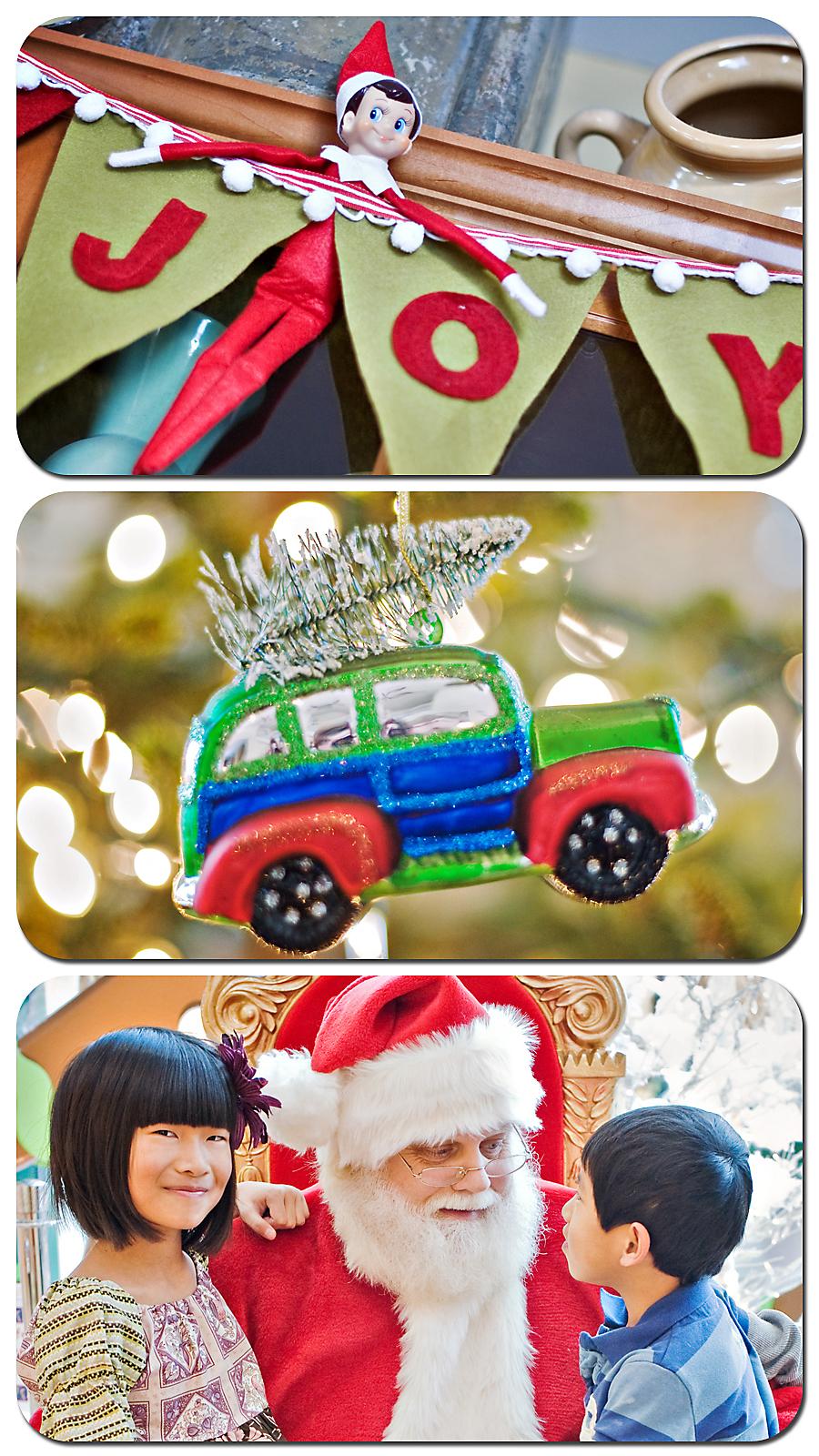 Storyboard elf santa