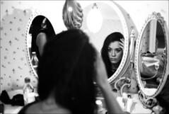 in the mirror (gorbot.) Tags: wedding blackandwhite bw mirror raw reflected f2 hull roberta dng mmount leicam8 digitalrangefinder biogon352zm carlzeiss35mmbiogonf2zm ticktonlodge