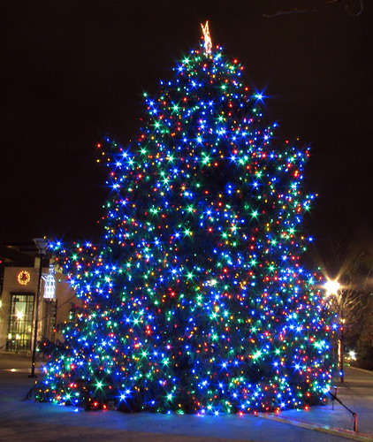Nashville's 2010 Christmas Tree