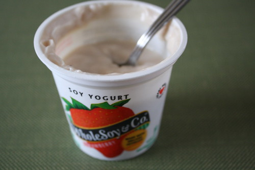 Whole Soy & Co. Strawberry Soy Yogurt
