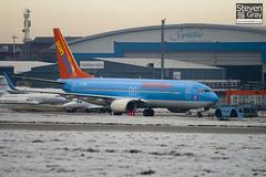 G-FDZR - 35145 - Sunwings - Boeing 737-8K5 - Luton - 101207 - Steven Gray - IMG_6342