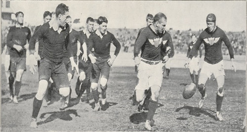 1910 All-Americans tour of Australia and NZ. USA Rugby.