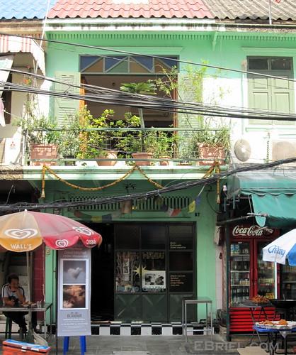 Kathmandu Gallery, Bangkok: Facade