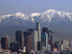 Downtown Los Angeles from Kenneth Hahn State Park. (Daryl's World TTL) Tags: