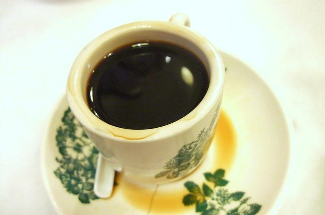 Kopi O (Black Coffee)