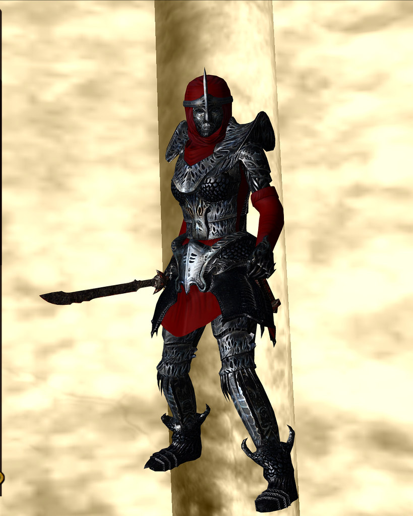 mythic dawn armor (original female) 05