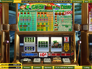 Luck o'the Irish slot game online review