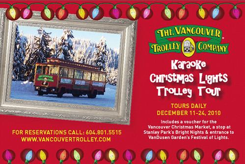 Van Trolley Christmas