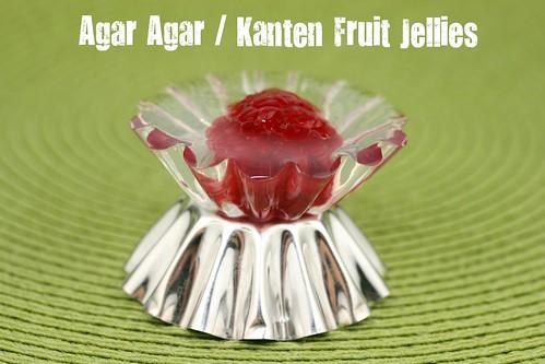 Kanten Agar Agar Fruit
