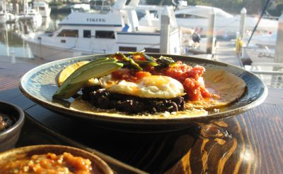 SOL Brunch Huevos Rancheros