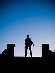 you... (MATTUS PH) Tags: shadow sky argentina girl sombra jo josie mendoza cielo silueta parquegralsanmartin jorgemattus