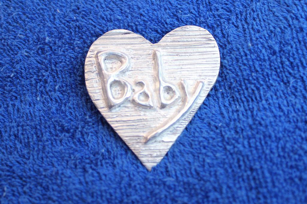 """Baby"" Medallion"