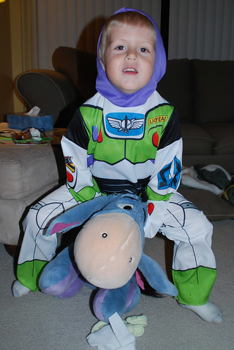 "Buzz and ""Bullseye"""