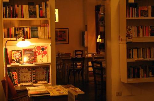 libreria del cinema, roma