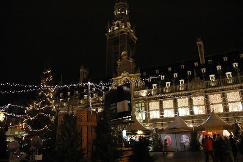 Leuven Kerstmarkt