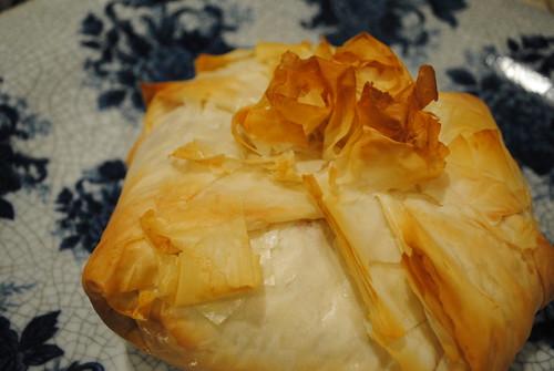 Baked Brie en Croute Recipe Baked Brie en Croute With