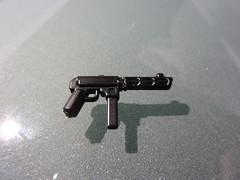 Weapon Mod (~titaniumBRICK~) Tags: mod lego weapon attempt ppsh mp40 brickarms titaniumlego