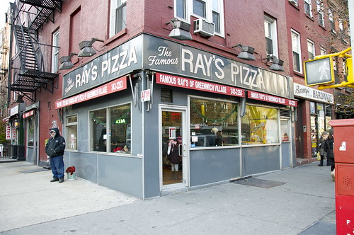 The Famous Ray's Pizza