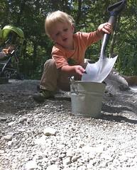 k digging for fossils