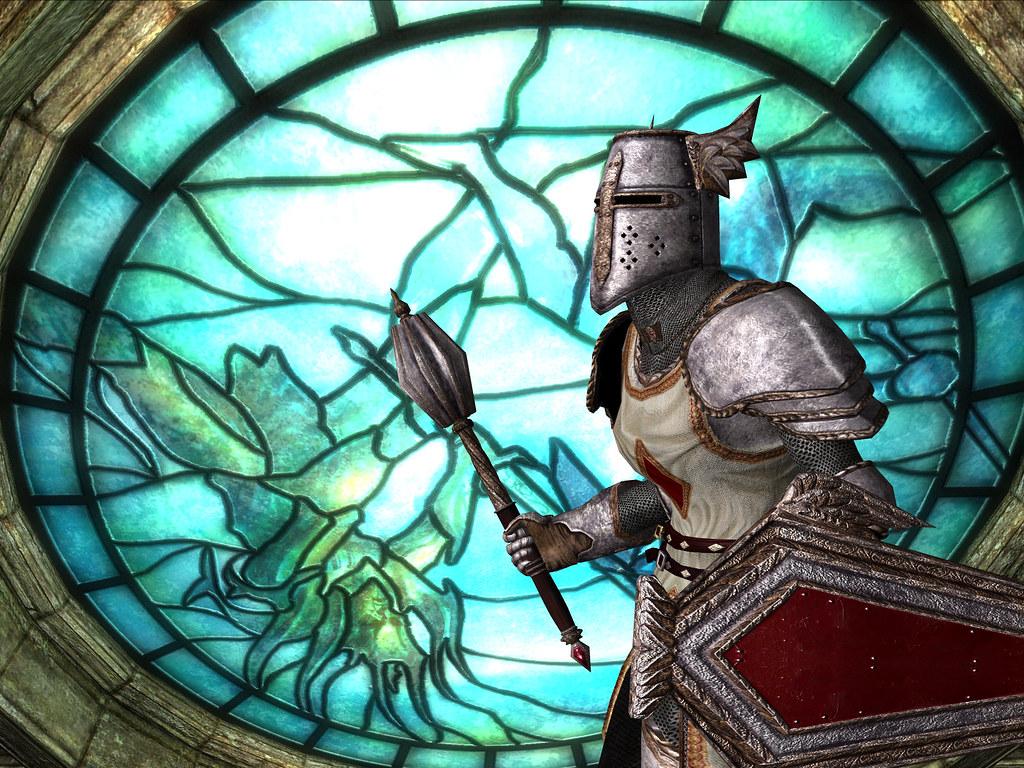 mace of the crusader