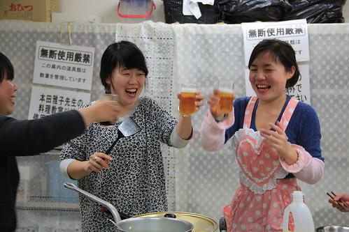 Dumplings Party 20101221