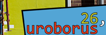 UROBORUS, YSE#26, en papel