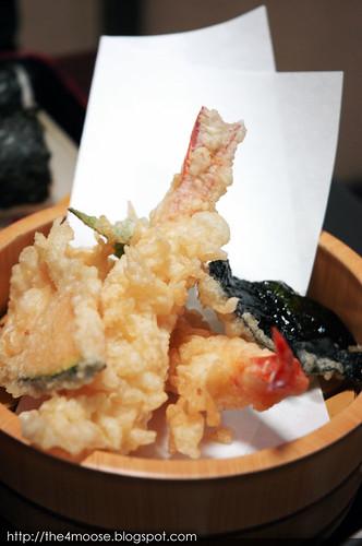 Arashiyama 嵐山 - Tempura 天ぷら