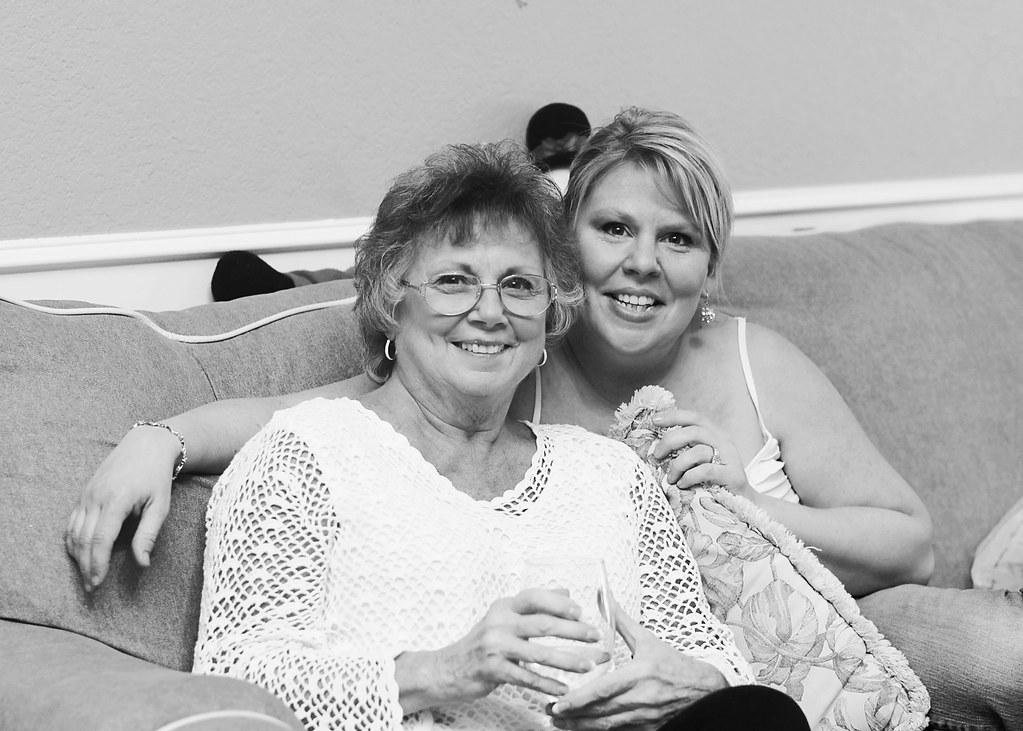 Mom, Brook 2010