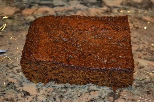 Dark Magic Gingerbread