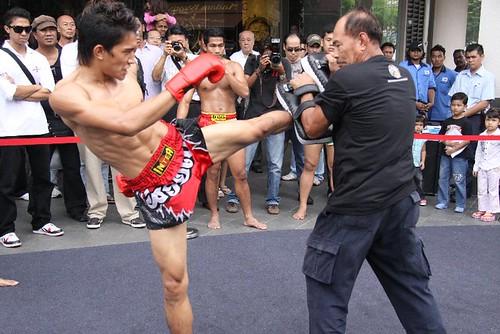 All Martial arts exhibition
