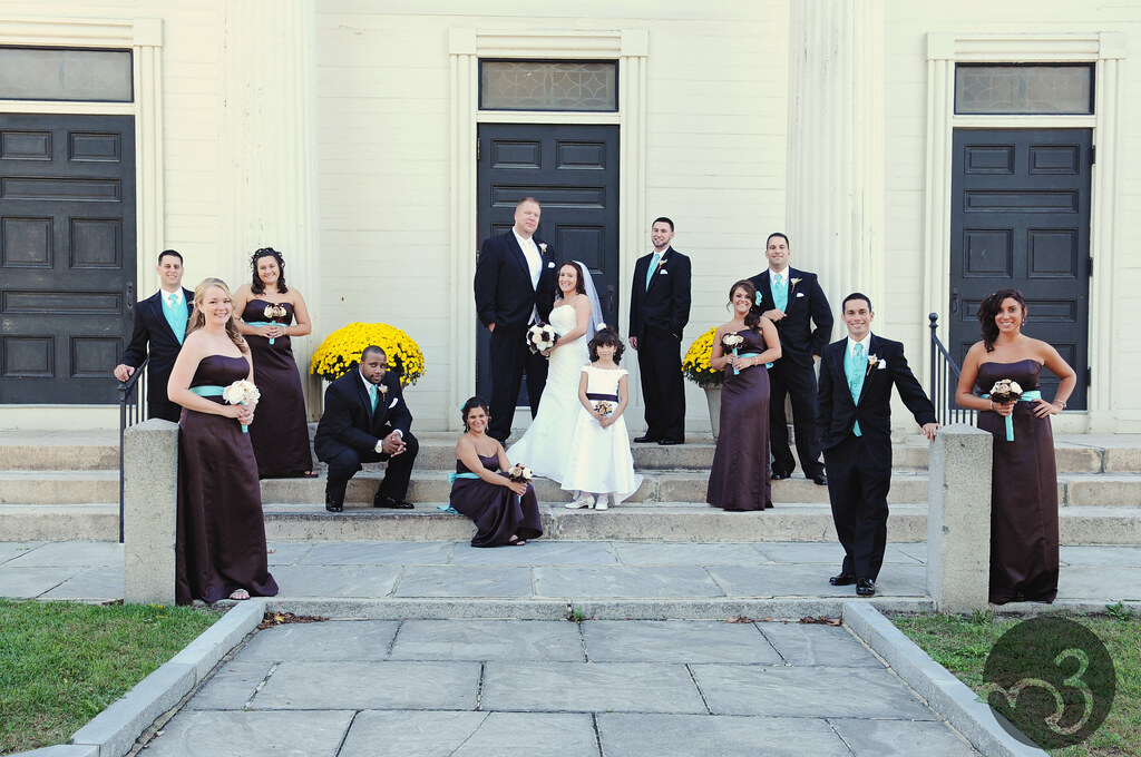 Amanda & Dave, wedding