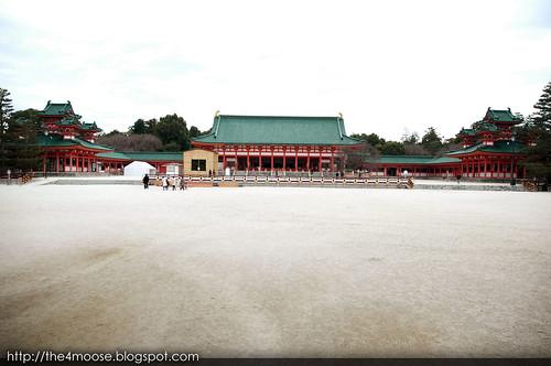 京都 Kyoto - Heian Jingu 平安神宮